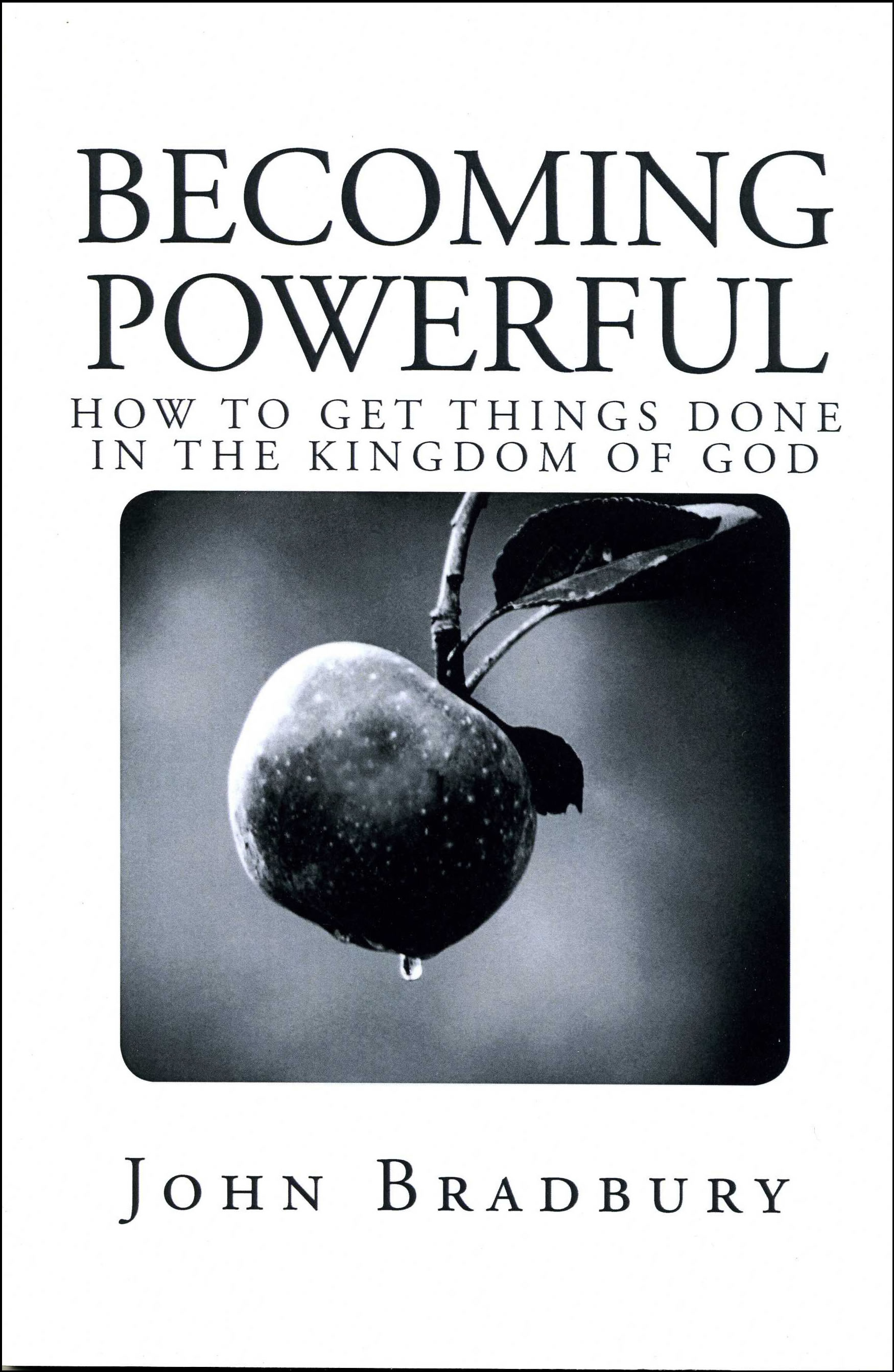 Becoming Powerful Book Cover